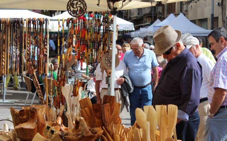 La Feria del Comercio y la Artesanía vuelve a contar con el respaldo del público