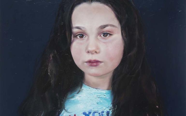Leonor Solans gana el Certamen Nacional de Pintura Casimiro Sainz