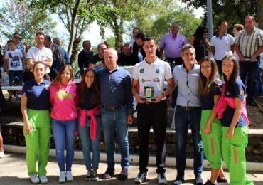 Víctor González vence en el Concurso de Bolos de San Mateo