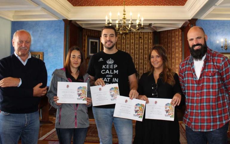 El Hotel Vejo gana el Concurso de Pinchos de San Mateo 2018