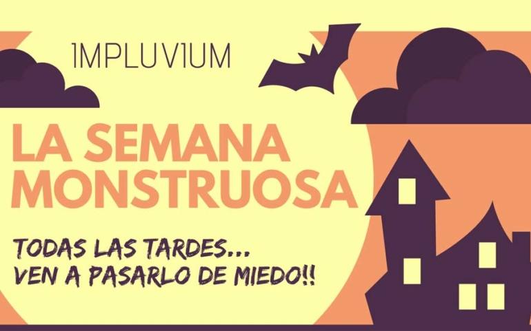 """El Ayuntamiento programa una """"Semana Monstruosa"""" para niños y jóvenes"""
