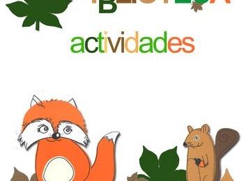 Actividades de la biblioteca en octubre