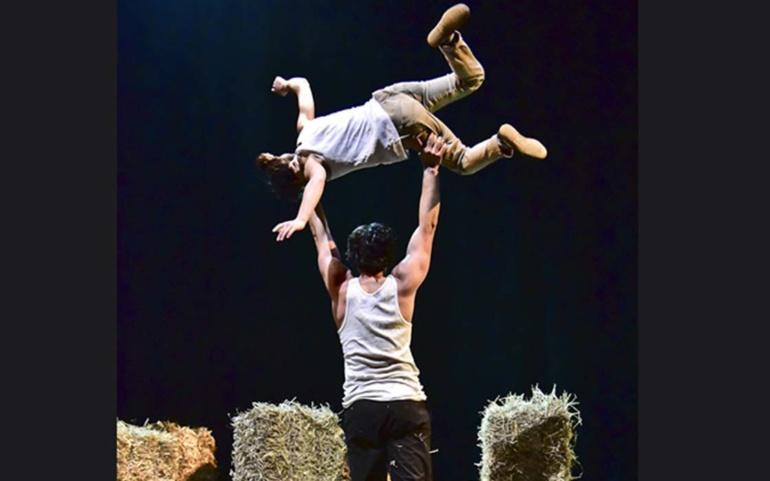 El Impluvium inaugura este domingo su I Festival de Circo