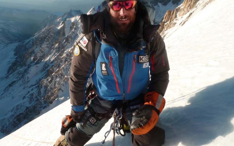 Alex Txikon explicará en Reinosa los detalles de su expedición invernal al K2