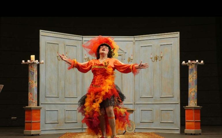El Teatro Principal acoge la representación de la ópera barroca Los Elementos
