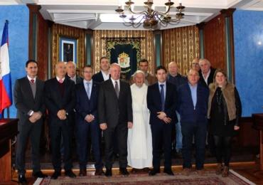 La llegada del AVE a Reinosa centra las reivindicaciones de los alcaldes campurrianos