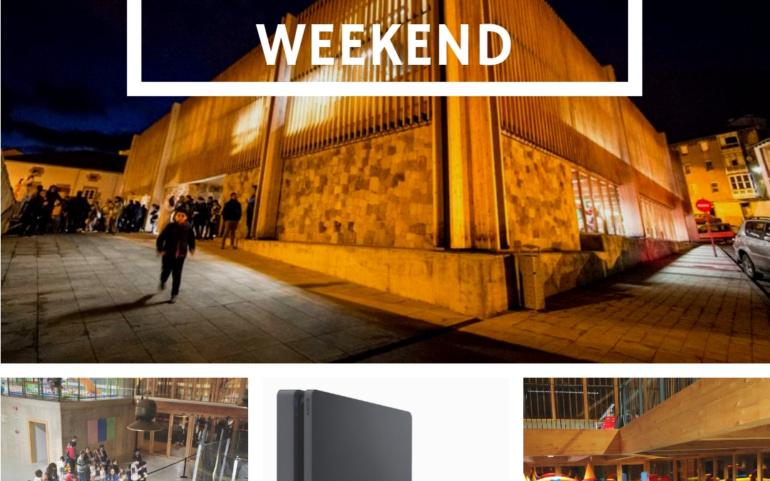 """Impluvium Weekend -> 31 de enero, 1, 2 y 3 de febrero. """"Zona de Baile"""" y mucho más…"""
