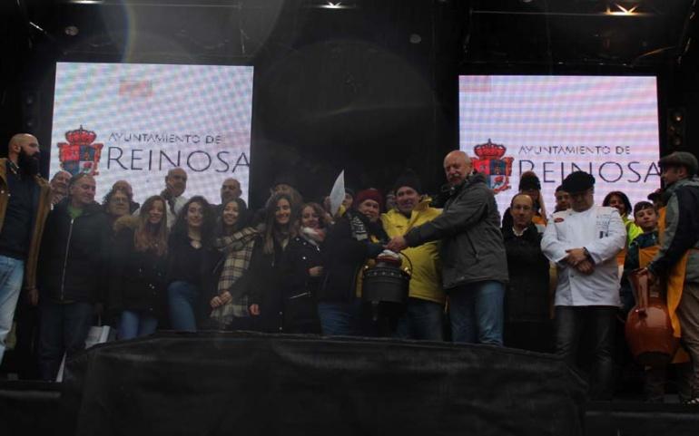 Angel Ríos ganó el Concurso de Ollas Ferroviarias de San Sebastián