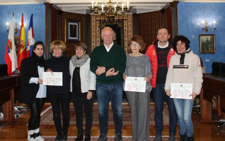 Casa Vejo recoge el primer premio del Concurso de Escaparates Navideños