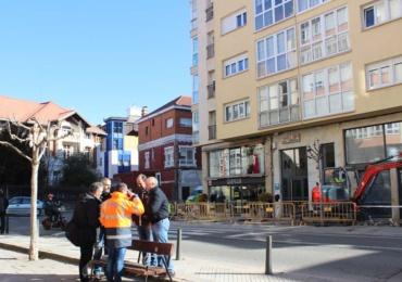 Iniciada la primera fase de la renovación de la Avenida del Puente de Carlos III