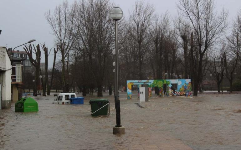 El alcalde de Reinosa recuerda a los afectados por el temporal los pasos a dar para reclamar daños