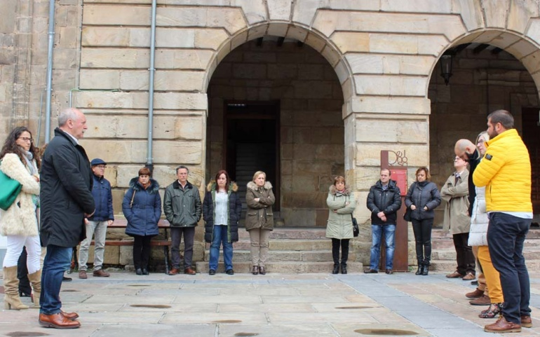 Minuto de silencio en memoria de las víctimas del 11-M