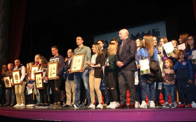Alex Saiz Sagarna gana el Trofeo Ebro al Mejor Deportista Campurriano