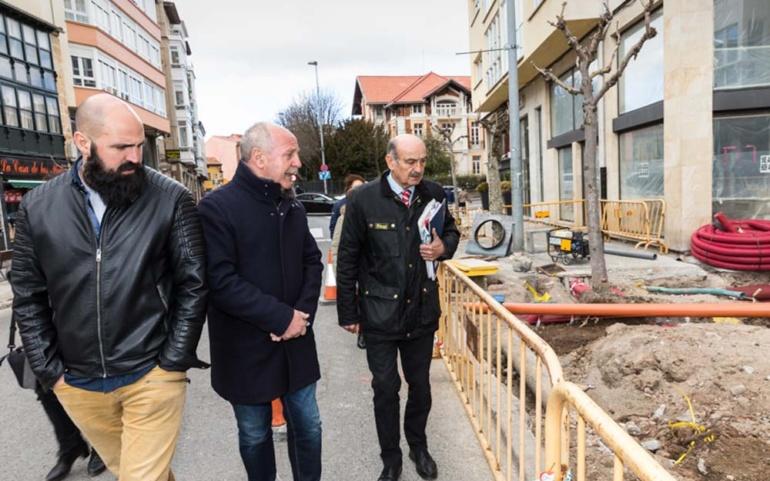 Gobierno y Ayuntamiento invierten 600.000 euros en la regeneración urbana de Reinosa