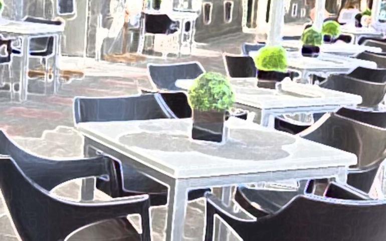 Abierto el plazo para que los establecimientos soliciten la instalación de terrazas
