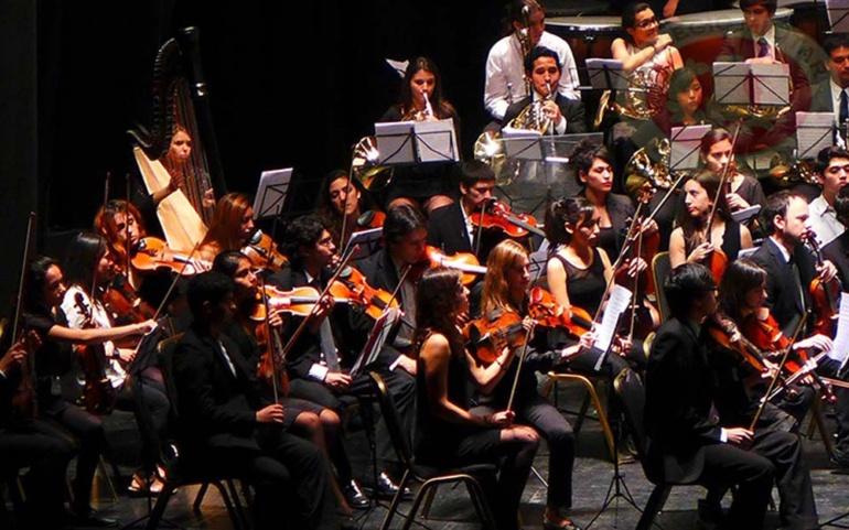 Concierto de Primavera de la Orquesta Sinfónica Juvenil UIMP-Ataúlfo Argenta