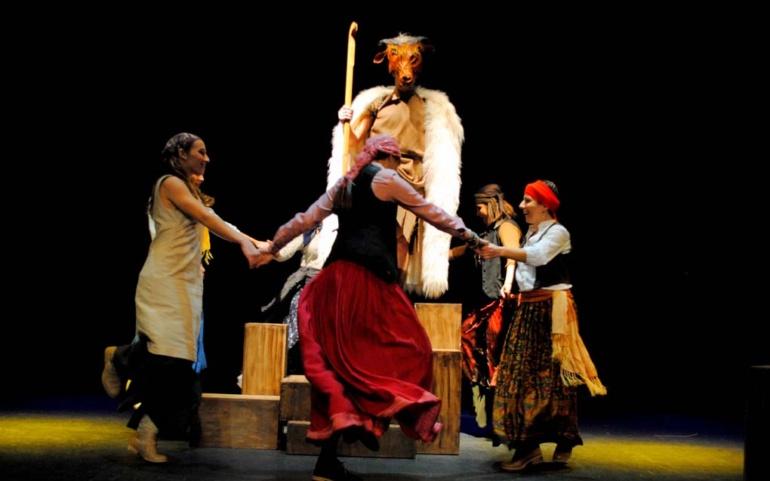 El Certamen Nacional de Teatro acoge la representación de Yerma