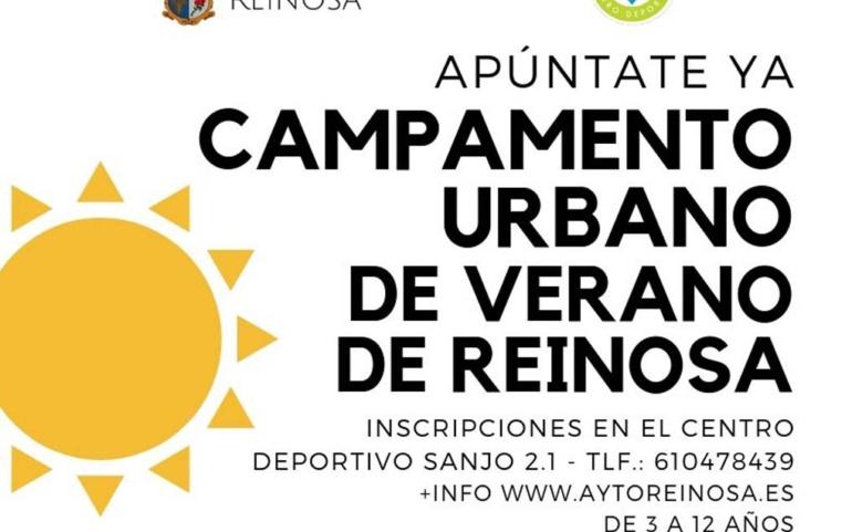 Próximo comienzo de los campamentos urbanos de verano