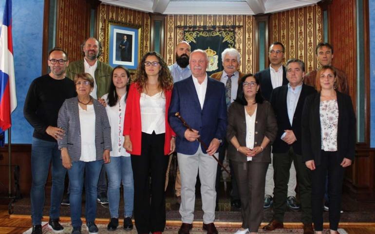José Miguel Barrio, reelegido alcalde de Reinosa