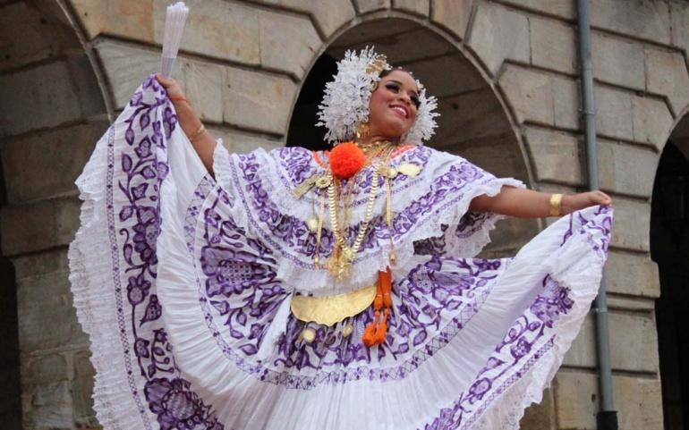 Artesanía agroalimentaria, folclore y deporte para conmemorar la festividad de Santiago