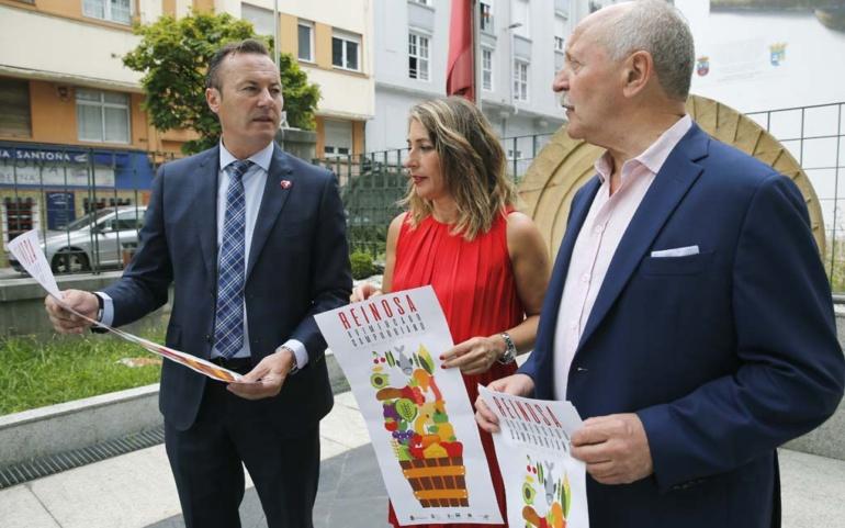 El consejero de Desarrollo Rural presentó el XVI Mercado Campurriano, que se celebrará este fin de semana en Reinosa