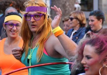La Movida de Reinosa regresa este fin de semana para homenajear a los años 60, 70 y 80