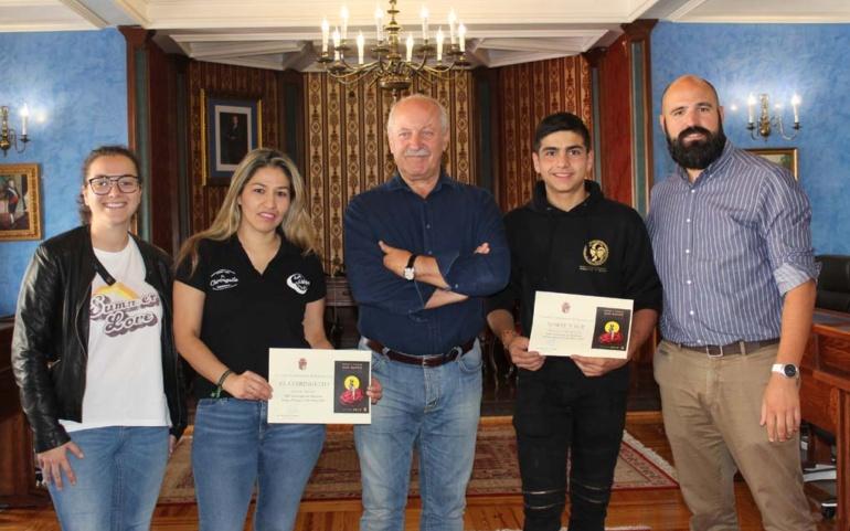 El Chiringuito gana el Concurso de Pinchos de San Mateo