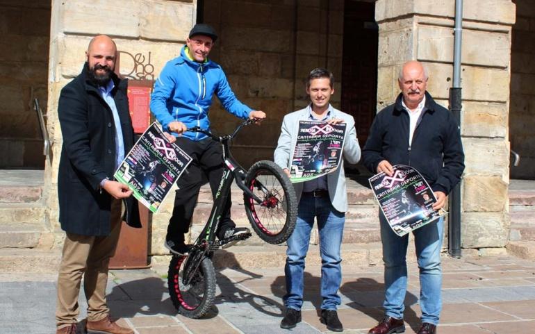El Reinosa X Indoor volverá a reunir a grandes nombres del bike trial