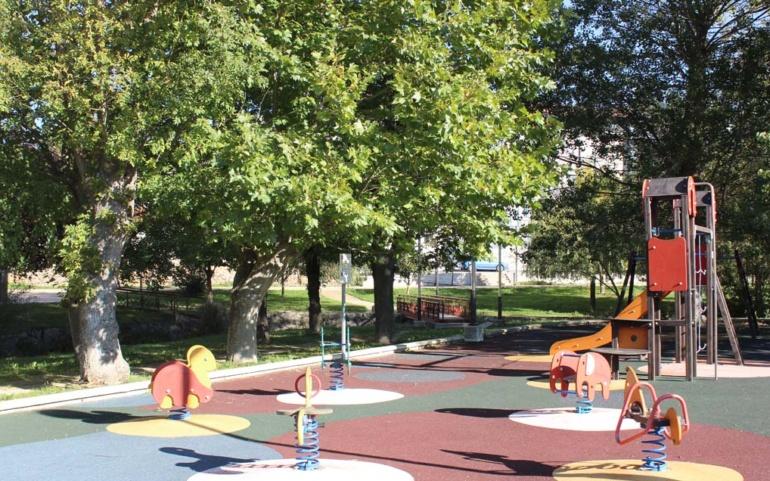 Los parques de Reinosa cumplen un año más con la normativa europea
