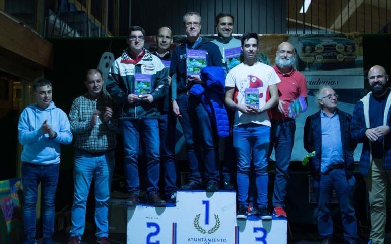 Carlos Díaz y Roberto Rentería se impusieron en el VII Rallye Campoo – Los Valles 'Gran Premio Ciudad de Reinosa'