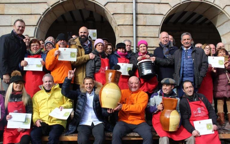 Milagros Carrión gana el Concurso de Ollas de San Sebastián
