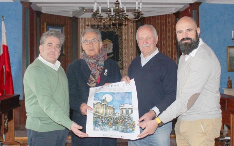 El Concurso de Ollas Ferroviarias encabeza los actos de la festividad de  San Sebastián