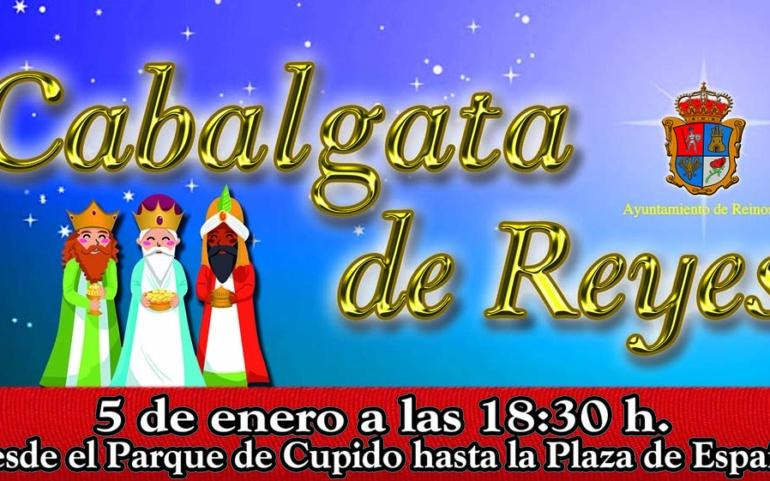Los Reyes Magos volverán a recorrer Reinosa en la tradicional cabalgata