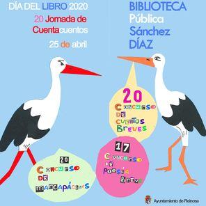 CONCURSOS DE CUENTOS BREVES, POESÍA BREVE Y MARCAPÁGINAS