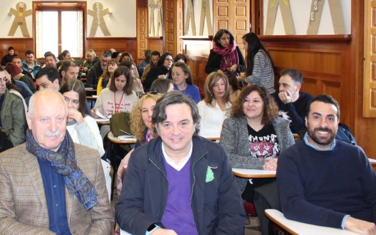 Lanzaderas de Empleo asisten en Reinosa a una conferencia del director de Organización y Personas de Gullón
