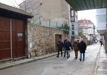 Iniciada la renovación de la red de abastecimiento de Ramón y Cajal y La Ballarna