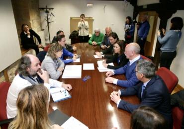 El Gobierno regional, el Ayuntamiento de Reinosa y CHE avanzan en nuevas medidas para prevenir inundaciones en Campoo
