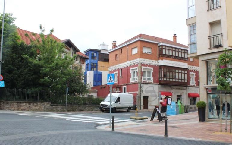 Recepcionada la red separativa de saneamiento de la confluencia de las calles Puente Carlos III, Vidriera y Travesía de Las Casetas
