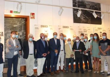 La planta de Siemens Gamesa en Reinosa celebra su 90 aniversario con una exposición en La Casona