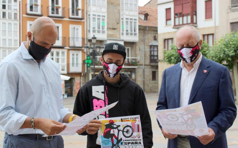 Reinosa acoge el próximo fin de semana el Campeonato de España de Bike Trial