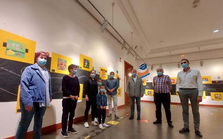 """La Sala de Exposiciones de La Casona retoma su programación con la muestra """"La Europeoca"""""""
