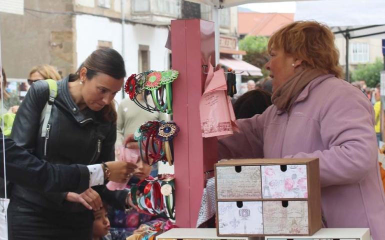 Reinosa acoge el próximo lunes la X Feria del Comercio y la Artesanía
