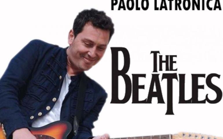 Paolo Latrónica rendirá tributo a The Beatles y los clásicos del rock en sus conciertos de Reinosa