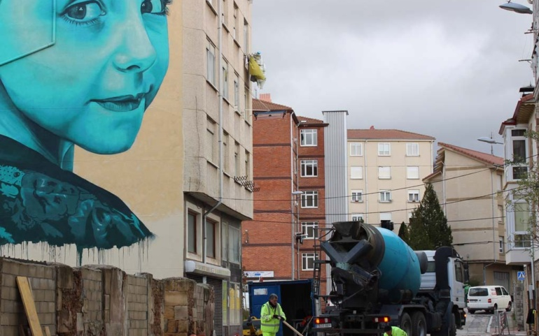 El Ayuntamiento renueva la red de saneamiento de la calle San Roque