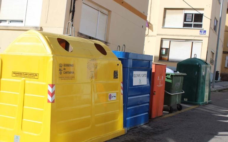 Una avería del Centro de Transferencias de Residuos de MARE afectó a la recogida de basuras de Reinosa