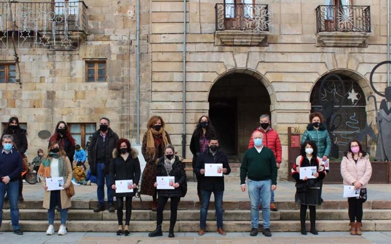 Entregados los premios del Concurso de Escaparates Navideños y el Rally Fotográfico de Navidad
