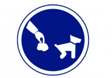 El Consistorio recuerda a los propietarios de animales domésticos su obligación de recoger los excrementos de la vía pública