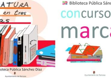 CONCURSOS DE LITERATURA EN TRES LÍNEAS Y MARCAPÁGINAS. BASES