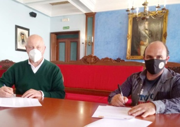 El Ayuntamiento y Reciclados San José reeditan el convenio de recogida de aceite usado