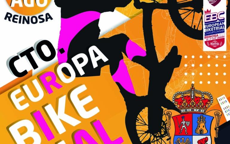 Reinosa acogerá en agosto el Campeonato de Europa de Bike Trial